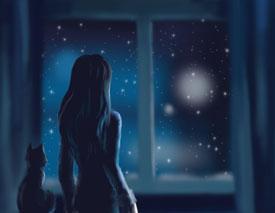 История №14: «Одинокая душа»